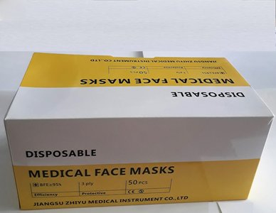 Face Masks 3ply